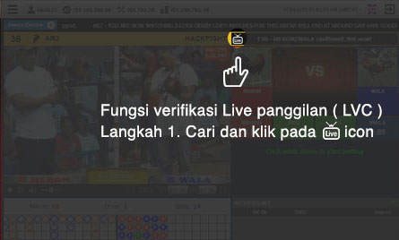 Cara-Verifikasi-Video-Live-Streaming-Sabung-Ayam-Live